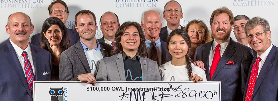 Zell Lurie team wins top prizes at Rice Business Plan Competition