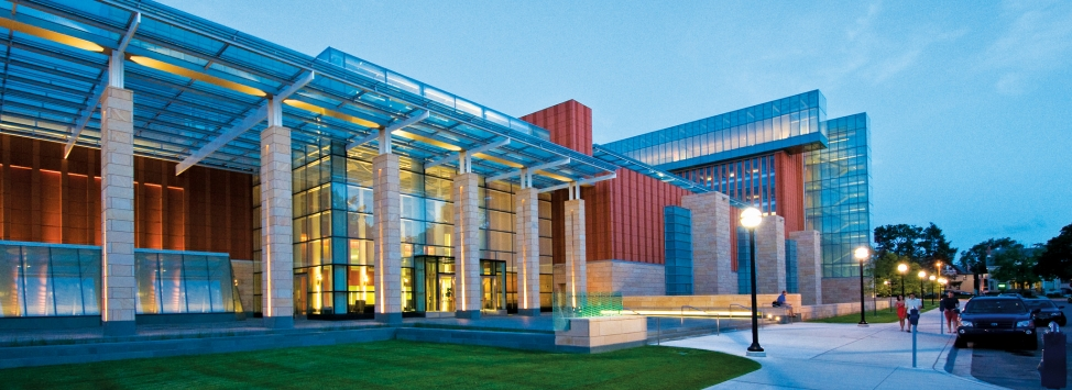 Exterior Shot of Ross School of Business